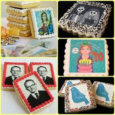 Printing on Icing! Bake at 350: Tips for Edible Images, Icing Printers & Frosting Sheets . . . Works for Me Wednesday