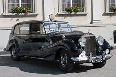 Rolls Royce Phantom IV (1950 - 1956)
