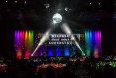 Disco, rainbow, disco ball, trivia