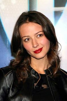 Amy Acker - Root (Person of interest)