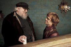 Dietro le quinte di Game of Thrones: le foto dal set della serie TV » GIZZETA #got #gameofthrones #georgerrmartin #peterdinklage