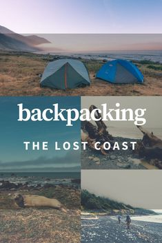 Backpacking the Lost Coast in California. This should be on everyone's hiking bu… Backpacking the Lost Coast in California. This should be on everyone's hiking bucket list! Backpacking Trails, Hiking Places, Thru Hiking, Hiking Tips, California Camping, Colorado Hiking, Travel Humor, Go Camping, Bluetooth Speakers
