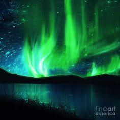 ✯ Northern Lights - Alaska