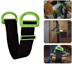 LiftQuick™ - Furniture Moving Straps – CoveAce Lifting Straps, Big Sofas, Moving Furniture, New Homes, Cart, Shopping, Cool Ideas, Cool Things To Buy, Moving Home