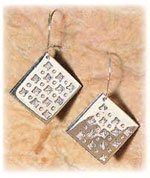 Stamped Earrings - Jewelry Making Daily