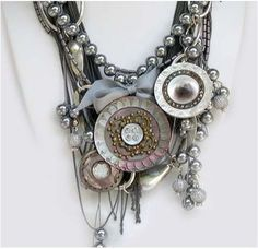 Chunky Elegance in Jewelry, Melany Lynn