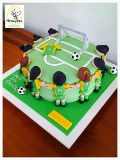 Torta Equipo de futbol                                                                                                                                                      Más