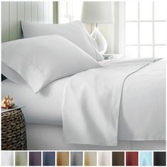 Toweter 8 Pieces//set Sleep-snug Sheet Holders,bed Sheet Grippers Keeps The Bed Sheet In Place