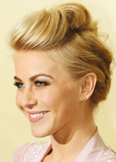 Julianne Hough's rocker twist / La torsade rock de Julianne Hough
