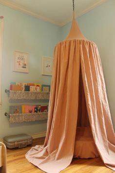 Hula Hoop Tent Tutorial | Blue House Joys