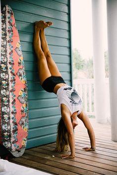 hollow back #yoga