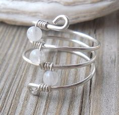 Rainbow Moonstone Wrapped 925 Sterling Silver Wire Twist Ring Size 9 Pavlos pr http://www.amazon.com/dp/B00M1PLYC0/ref=cm_sw_r_pi_dp_YA5Ztb1Z1QAM9H5E