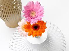 ARTE EM TECIDO: vasinhos de flor com origami