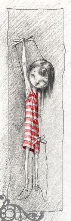 Marioneta by BeatrizMartinVidal.deviantart.com on @deviantART