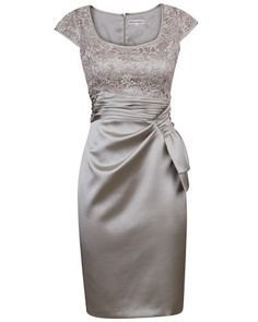 Mother of the bride dress by Anthea Crawford @ David Jones Robina @Robyn Marconi