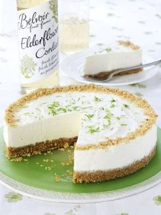 Elderflower And Lime Cheesecake...   Clairejustine   over 40 style   Lifestyle