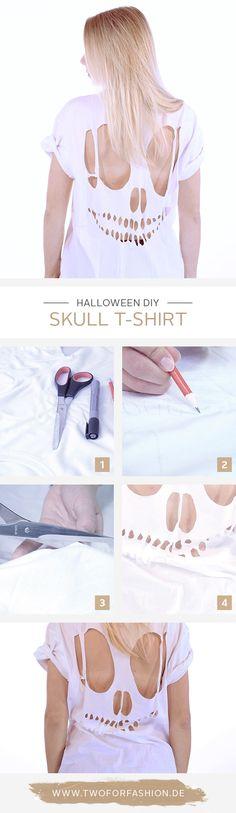 Du bist auf einer Halloween Party eingeladen und hast noch keine Idee, was du anziehen sollst? Auf unserem Blog zeigen wir dir, wie du dir ganz schell und einfach ein cooles Halloween-Kostüm selber machen kannst.