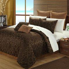 Chic Home Deco 12 Piece Comforter Set & Reviews | Wayfair