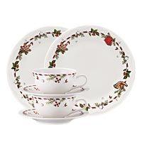 Hutschenreuther Подарочная серия Рождественские сладости Набор из чашки, 0,30 л и тарелки, 22 см 6 предм.