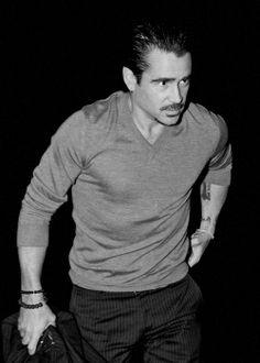Colin Farrell Italian Blog