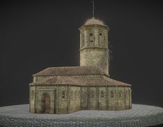 "Check out new work on my @Behance portfolio: ""Linares Church"" http://be.net/gallery/54961005/Linares-Church"