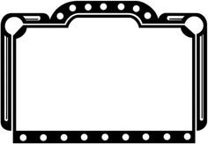 flim roll photo frame - Google Search | Inspirations ...