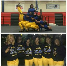 Zeta Delta Chapter of Sigma Gamma Rho Sorority  Delaware State University Spring 2016