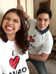 Alden & Maine in Davao Rose Ann, Maine Mendoza, Alden Richards, Personal Fan, Davao, Popular People, A New Hope, Embedded Image Permalink, Relationship Goals