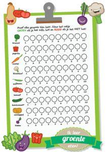 Zo leer je kinderen groente eten - Hip & Hot - blogazine