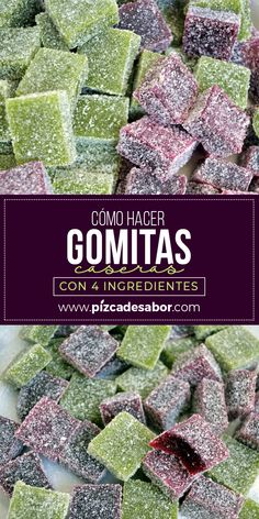 Candy Recipes, Sweet Recipes, Chocolates, Healthy Snaks, Colombian Food, Sugar Candy, Favorite Candy, Fruit Snacks, Cookie Desserts