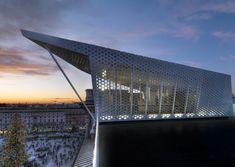 The Cube | Park Associati #Auditorium #Park #ParkAssociati