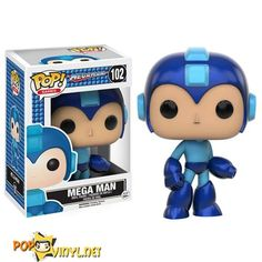 Wartch Out - New Mega Man Pop Vinyls http://popvinyl.net/news/wartch-new-mega-man-pop-vinyls/  #anime #funko #megaman #popvinyl