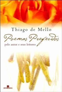 Poemas preferidos - Thiago de Mello
