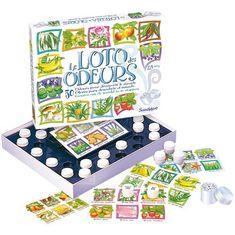 Sentosphere Lotto Zapachowe