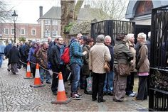 Leicester's King Richard III exhibition attracts visitors from all over the world | Leicester Mercury