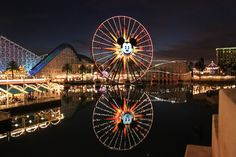 Technically, this is California Adventure, but awesome pic!