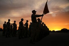 Drill at Dusk | Flickr - Photo Sharing!