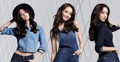 161228 LEE Jeans SNSD Yoona