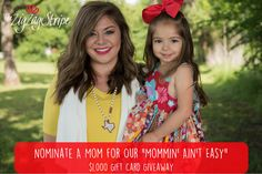 The ZigZag Stripe is giving away a $100 Gift Card to someone we nominate!