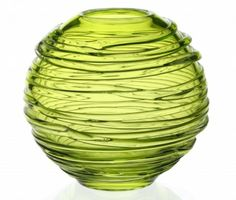 Sophie is a stunning spherical vase in vibrant colour with trailing glass around the bowl. Completely handmade this is a dramatic and wonderful furnishing piece. Ideal for flowers or just as a statement art piece. ONLY available in the USA  Color: Citrin Dimensions: 6″-15cm  9″-23cm   12″-30cm SKU:    805353    805337    805341