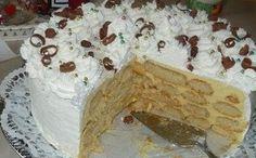 Malakov torta – Finom torta, még a férjemnek is ízlett