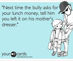 #yourecards #bully #funny #sarcastic