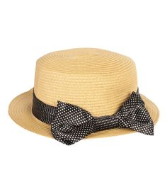 Dangerfield - Straw Boater