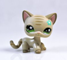 Littlest Pet Shop Collection Cat Child Girl Figure Cute Toy Loose Rare LPS559