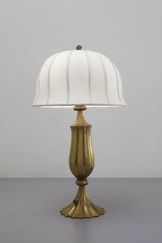 ** Dagobert Peche, table lamp, 1921