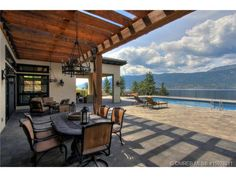 Enjoy lakeside activities from the beach cabana complete with power water, bathroom and deck. Deep water moorage with lift and 2 sea doo lif...