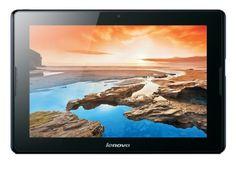 Lenovo A10-70 Tablet 10.1-inch (Quad Core 1.3GHZ, 1GB, 16GB EMMC, Wi-Fi, Bluetooth, GPS, x2 Cameras, Android 4.2) - Midnight Blue Lenovo http://www.amazon.co.uk/dp/B00J33Y00G/ref=cm_sw_r_pi_dp_n-Zxvb0AJC80P