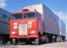 Millions of Semi Trucks: Photo Big Rig Trucks, Tow Truck, Semi Trucks, Cool Trucks, Vintage Trucks, Vintage Auto, Freight Truck, Big Tractors, Truck Transport