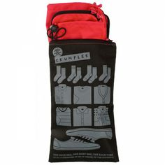 The Volume Rebate luggage organiser by Crumpler is a triple treat of compacting compartments as it magically maximises suitcase space & access. Travel Luggage, Travel Bags, Shirt Bag, New Bag, Online Bags, Travel Essentials, Golf Bags, Bag Making, Sling Backpack