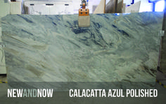 Calacatta Azul Polished